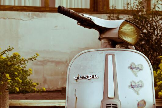 Motorroller abdecken: Die richtige Plane